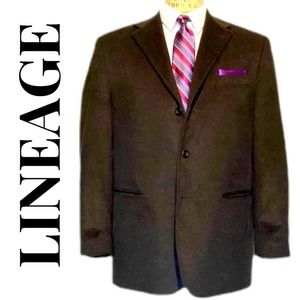 Lineage Mens Blazer